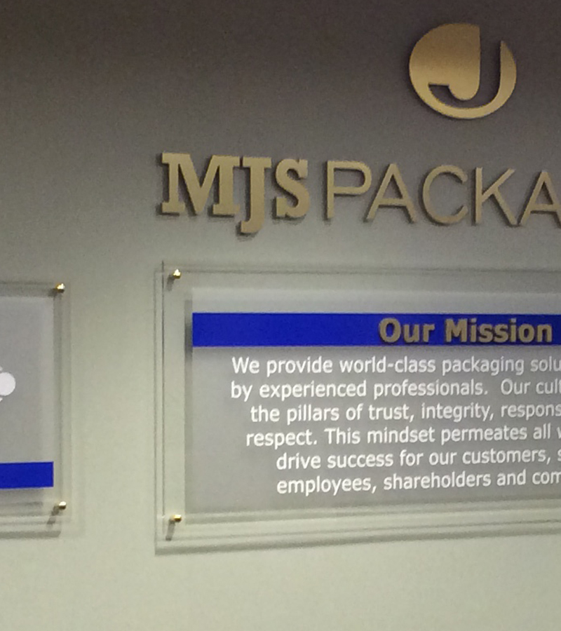 Why MJS Packaging?