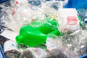 Get your post consumer resin packaging solutions from MJS Packaging