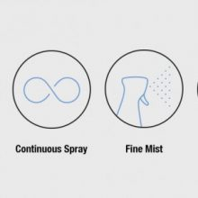 Get a Continuous-Spray Bottle Without Using Aerosol
