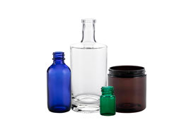 MJS Packaging Custom Glass Containers