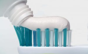 Image of toothpaste being applied to a toothbrush | Oral Hygiene